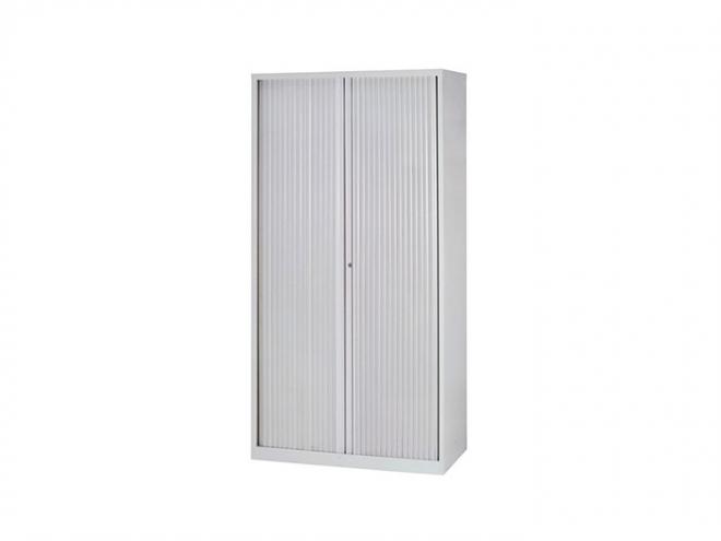 3尺連座捲門櫃