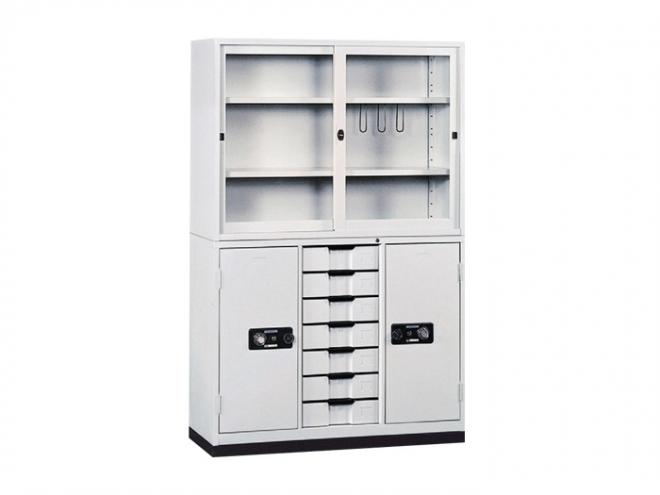 4X6中七抽書櫃