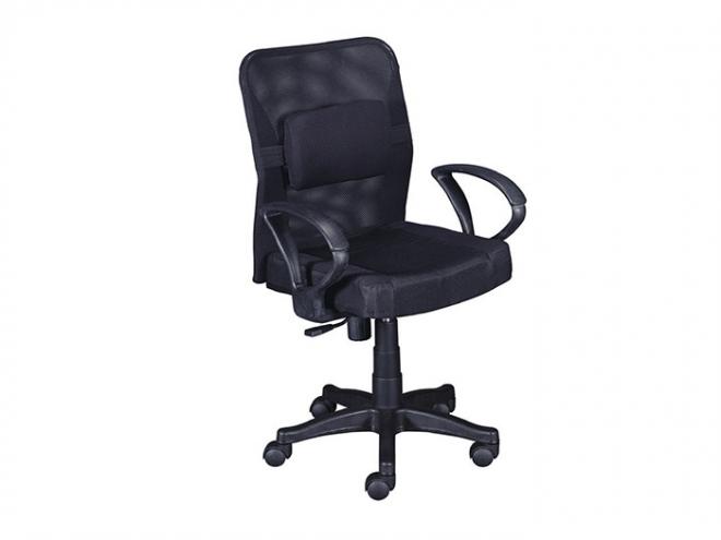 黑網辦公椅