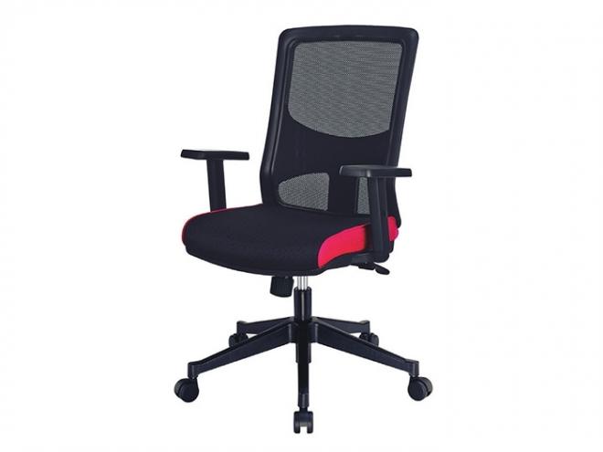 中型網布辦公椅