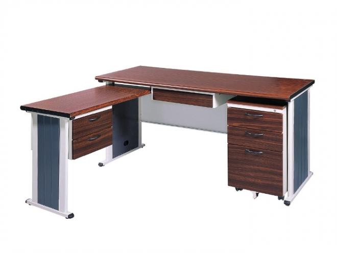 BYS-L型辦公桌